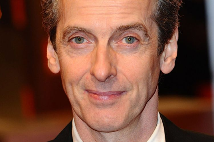 Peter Capaldi, Doctor Who